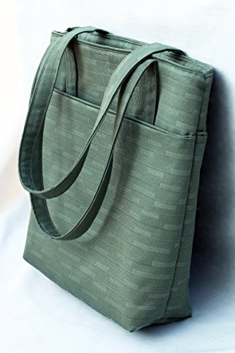heavy-duty-tote-bag-sage-polyester-blend-interior-and-exterior-pockets-fully-padded-and-lined-washab