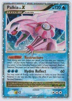 Pokemon Diamond & Pearl 2008 Palkia Lv. X DP18 Promo Card - Pearl Diamond Palkia Pokemon