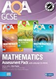 img - for AQA GCSE Mathematics Assessment Pack: for Modular and Linear specifications (AQA GCSE Maths 2010) book / textbook / text book