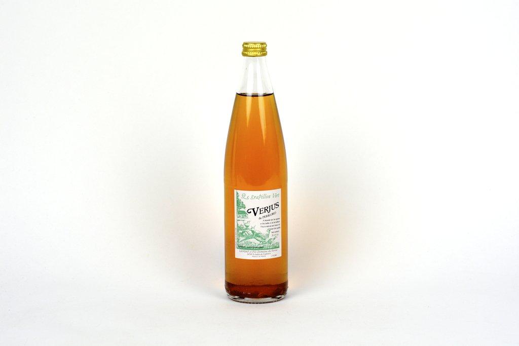 Verjus du Perigord (Green Grape Fruit Wine Vinegar) 25.3Fl.Oz Case of 6 Units - Wholesale by Domaine du Siorac (Image #4)
