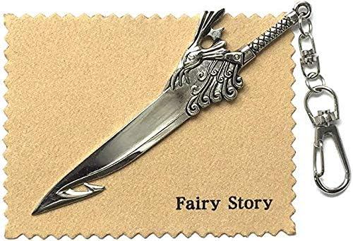 【Fairy Story アウトレット】 ファイナルファンタジー X FF 10 ティーダ フラタニティ モチーフ キーホルダー