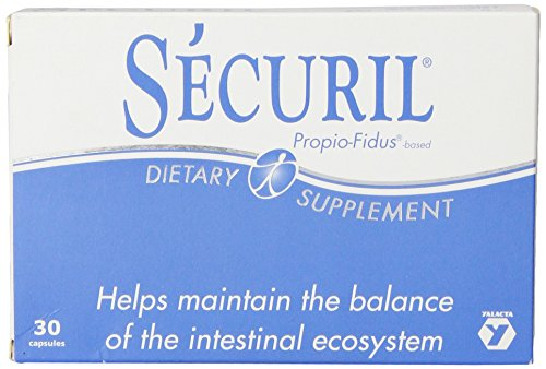 Nutricology Securil, Capsules, 30-Count