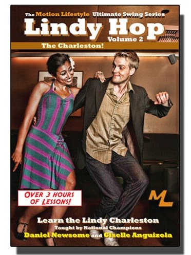 Ultimate Lindy Hop Volume 2 - The Charleston