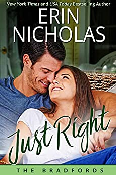 Just Right: The Bradfords book one by [Nicholas, Erin]