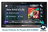 Tuff Protect Crystal Clear Screen Protectors Pioneer AVH-4100nex 7