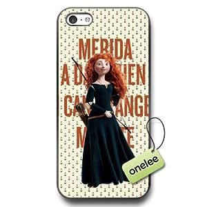 diy phone caseDisney Brave Princess Merida Soft Rubber(TPU) Phone Case & Cover for ipod touch 5 - Blackdiy phone case