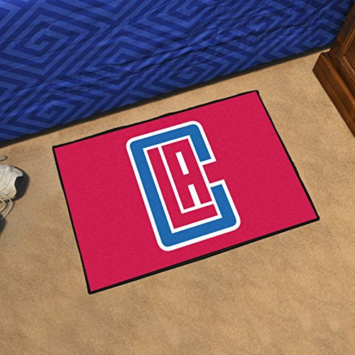 FANMATS NBA Los Angeles Clippers Nylon Face Starter ()