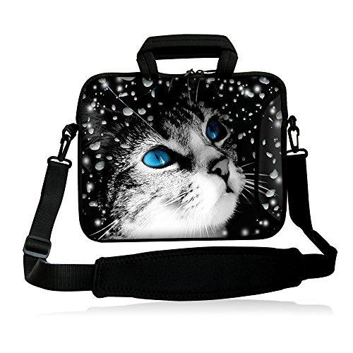 "Colorfubags NEW Cat face 16"" 16.5"" 17"" 17.1"" 17.3"" 17.3"" ..."
