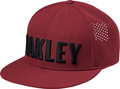 Oakley Mens Perf Snapback Adjustable Hat One Size - Oakleys Online