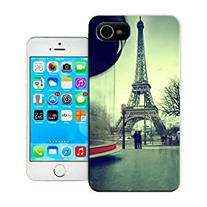 Unique Phone Case Dream Eiffel Tower in Paris -02 Hard Cover for iPhone 4/4s cases-buythecase