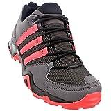 adidas AX2 Climaproof Women's Hiking Shoe-Vista Grey/Black/Super Blush-8