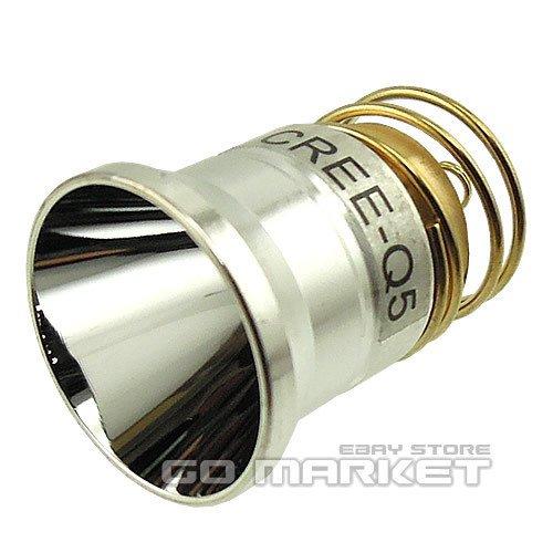 Cree Q5 Led Bulb 1-mode for Surefire 6p 9p G2 C2 Z2 M2 L2 G3 Torch Flashlight