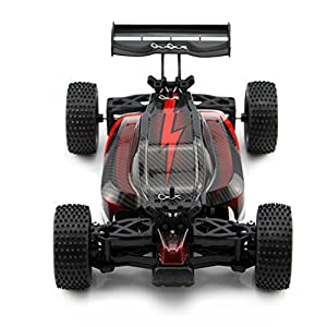 Zhencheng 1/18 Scale Electric RC Race Car 2.4Ghz 4WD Extreme High Speed Sport Car Toy Vehicle