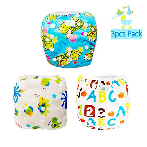 LBB Baby Toddler Reusable Diapers