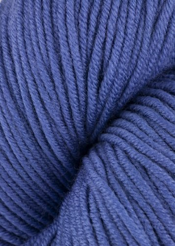 lect Worsted Merino Superwash Yarn Denim 0022-1P ()