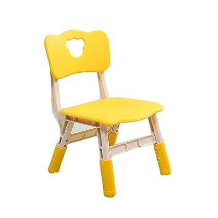 LIANGJUN Table Et Chaises for Enfants Enfant Dossier Petit ...