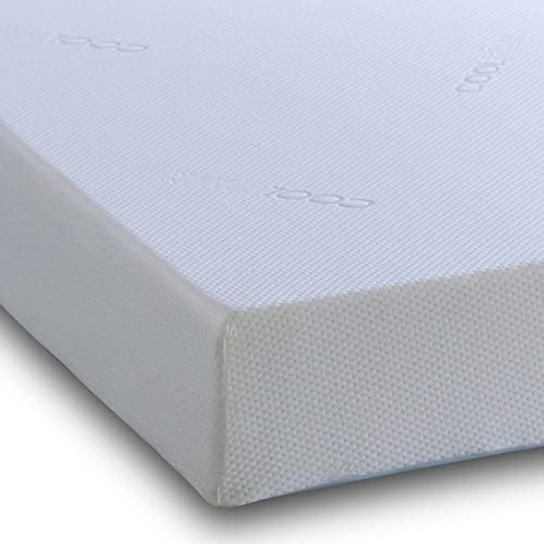 Visco Therapy Memory Foam 8000 Rolled Mattress in Regular Comfort - Double