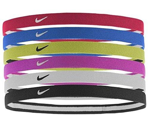 Nike Swoosh Sport Headbands 2.0 6pk – DiZiSports Store