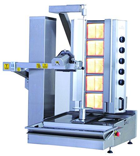 Parrilla de kebab Lavadora Robot ngdr5g: Amazon.es: Hogar
