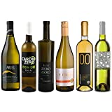 White Wine Sampler - Six (6) Non-Alcoholic Wines 750ml Each - Featuring...