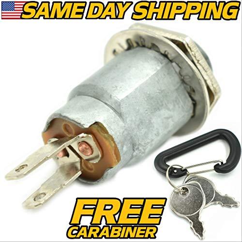 Toro 1-403121 Key Switch - 2 Keys & Free Carabiner - HD Swit