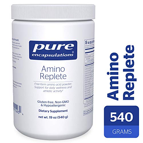 Pure Encapsulations - Amino Replete - Hypoallergenic Free-Form Amino Acid Powder Supplement - 540 ()