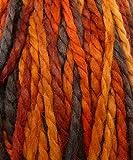 Grande Hand Dyed 100% Baby Alpaca Yarn - #6 Indian Summer