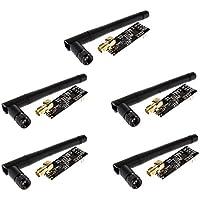 5pcs Long Range NRF24L01 + PA + LNA RF Transceiver from Optimus Electric