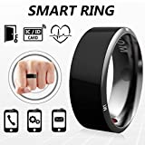 Smart Ring waterproof dust-proof fall-proof for NFC Electronics Mobile Phone Android Smartphone wearable magic ring (11#)