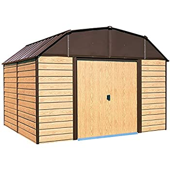 Arrow Woodhaven WH Storage Shed, 10 by 9-Feet