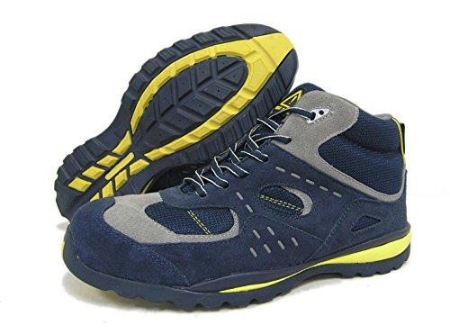 Seba 591 Ace Schuh hohe blau S1P Gr. 41