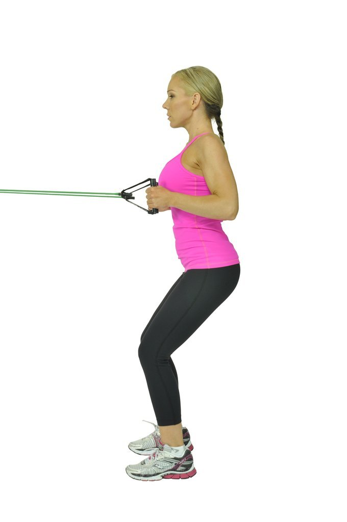 Circuit Training - Circuit7 Exercise Bands Workout Video Astone Fitness 884501124430