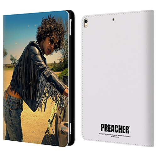 Official Preacher Sunglasses Tulip O'hare Leather Book Wallet Case Cover For Apple iPad Pro 10.5 - Tulip Hare Sunglasses O