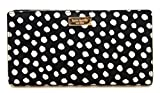 Kate Spade New York Newbury Lane Heaven Lane Stacy Wallet in Polka Dots