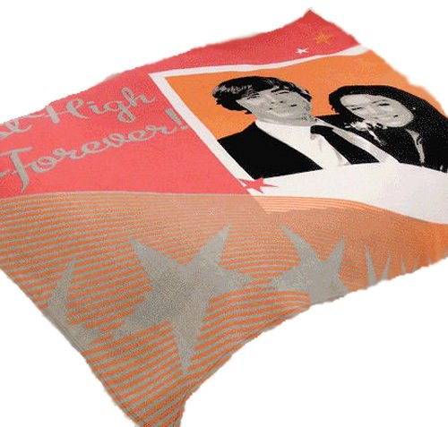 High School Musical Prom Fleece Blanket