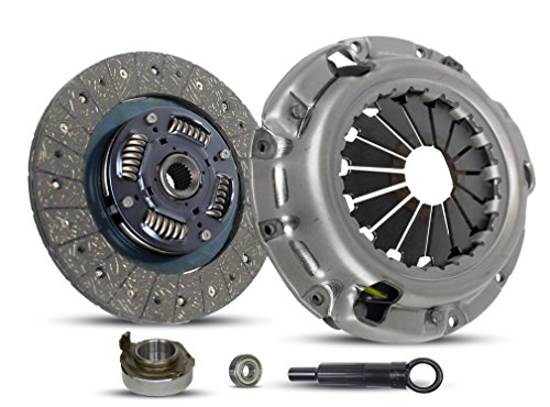 - Clutch Kit Works With Set Kia Sephia Spectra Base Gs Gsx Ls Rs 1995-2004 1.8L l4 GAS DOHC Naturally Aspirated