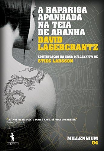 Amazon.com: A Rapariga Apanhada na Teia de Aranha ...
