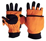 ArcticShield System Lightweight Gloves in Blaze Orange with Magnets - Small