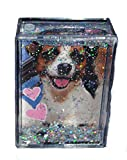 Party Now Glitter Snow Frames in Gift Boxes (Rectangle)