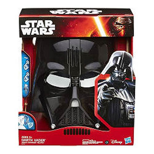 Star Wars The Empire Strikes Back Darth Vader Voice Changer (Darth Vader Costume Changes)