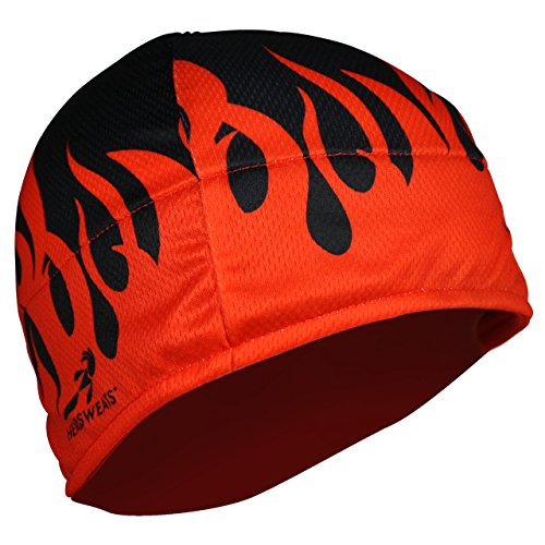 Headsweats Eventure Midcap Hat: One Size Flames