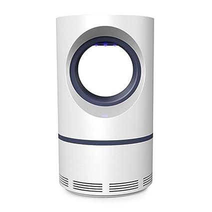Hamkaw Lampara de Mosquito de Fotocatalizador, Lámpara Antimosquitos Electrico, Mata Mosquitos Electrico LED UV