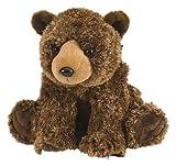 stuffed brown bear - Wild Republic Brown Bear Plush, Stuffed Animal, Plush Toy, Gifts for Kids, Cuddlekins 12 Inches