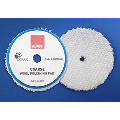 Rupes BigFoot Coarse Wool 5.75
