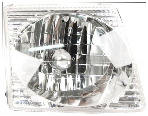 OE Replacement Ford Explorer Passenger Side Headlight Assembly Composite (Partslink Number ()