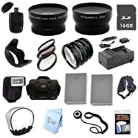 Advanced Professional Kit: for Olympus E-M5 SLR Camera