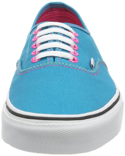 Vans U Authentic (Iridescent Pop - - Unisex adulto Turquesa (Türkis ((Iridescent Pop))