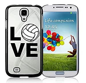 BINGO good review Volleyball Keep Calm Play On Volleyball Player Samsung Galaxy S4 i9500 Case Black Cover