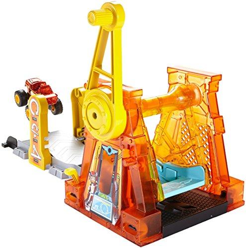 Fisher Price Nickelodeon Monster Machines Playset