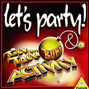 Piatnik 6382 - Activity Lets Party, Brettspiel